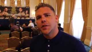 *CONTAINS SENSITIVE MATERIAL* - BILLY JOE SAUNDERS ON WORLD TITLE BID ANDY LEE & CHRIS EUBANK JNR