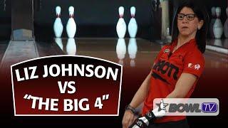 """Liz Johnson vs """"The Big 4"""" in Nashville"""