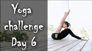Yoga - Día 6: Vinyasa flow, Anuloma Viloma, Chin Mudra