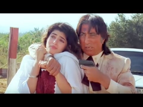 Saif Ali Khan, Twinkle, Shatrughan Sinha, Dil Tera Diwana - Scene 13/14