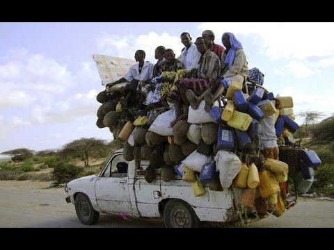 Перевозка грузов на крыше автомобиля. Это опасно!