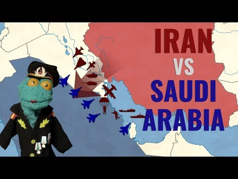 Iran vs Saudi Arabia (2017)
