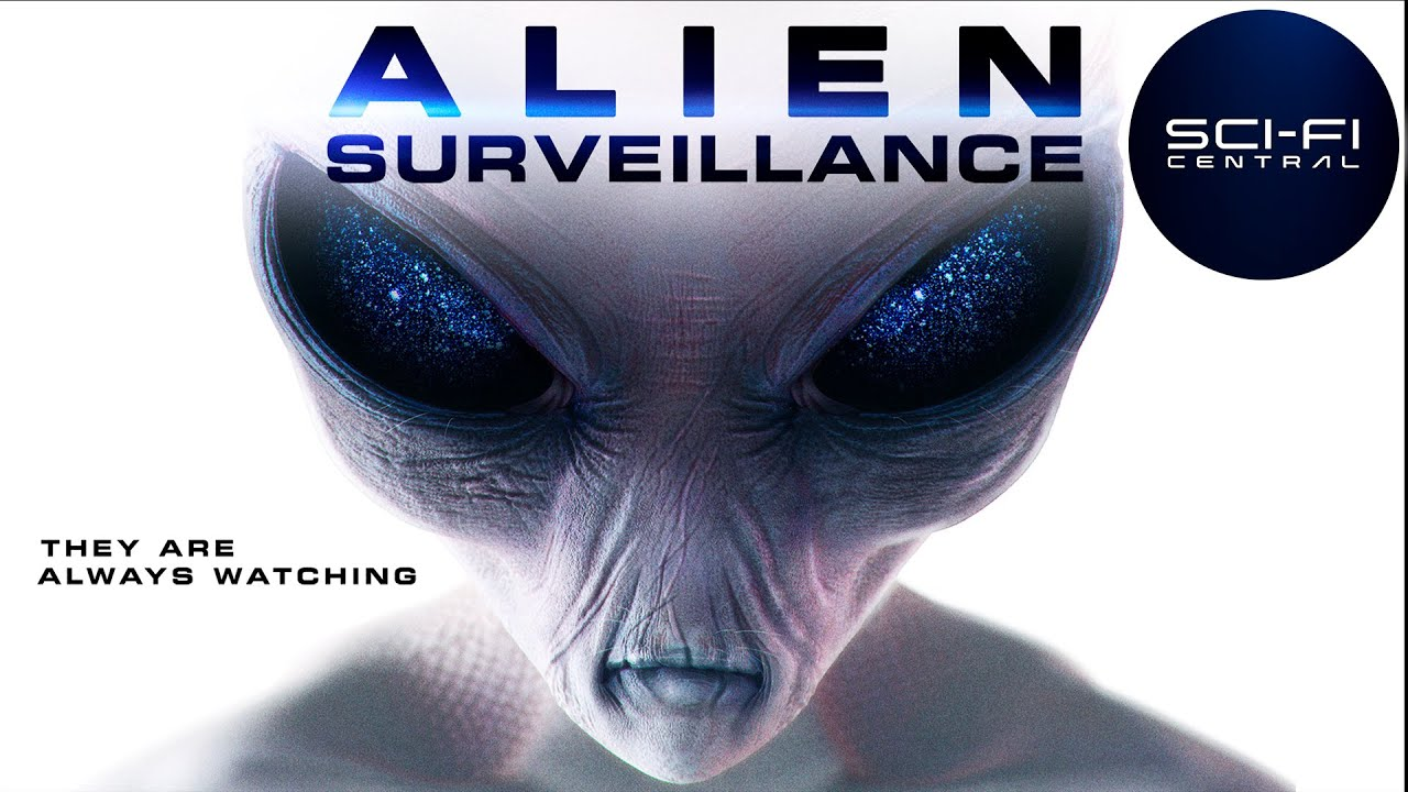 Alien Surveillance | Full Sci-Fi Movie