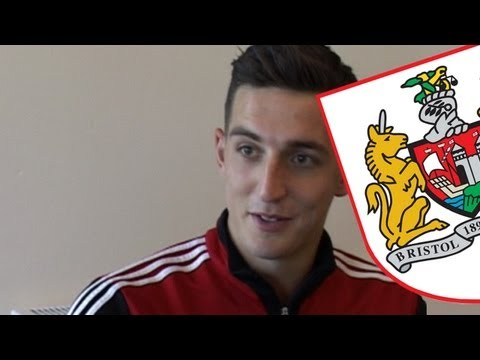 Lewis Dunk on signing for Bristol City