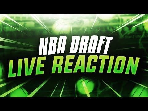 2017 NBA DRAFT LIVE REACTION
