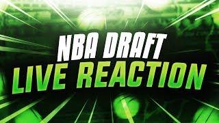 2017 NBA DRAFT LIVE REACTION thumbnail
