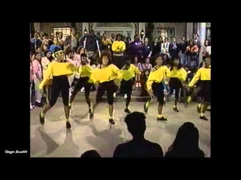 Step Show A Different World