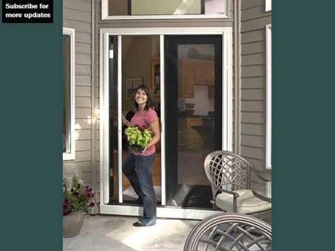 Screen Door For French Doors | Picture door desing ideas ...