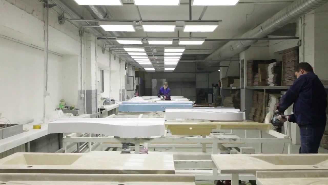Цвет и стиль фабрика сантехники