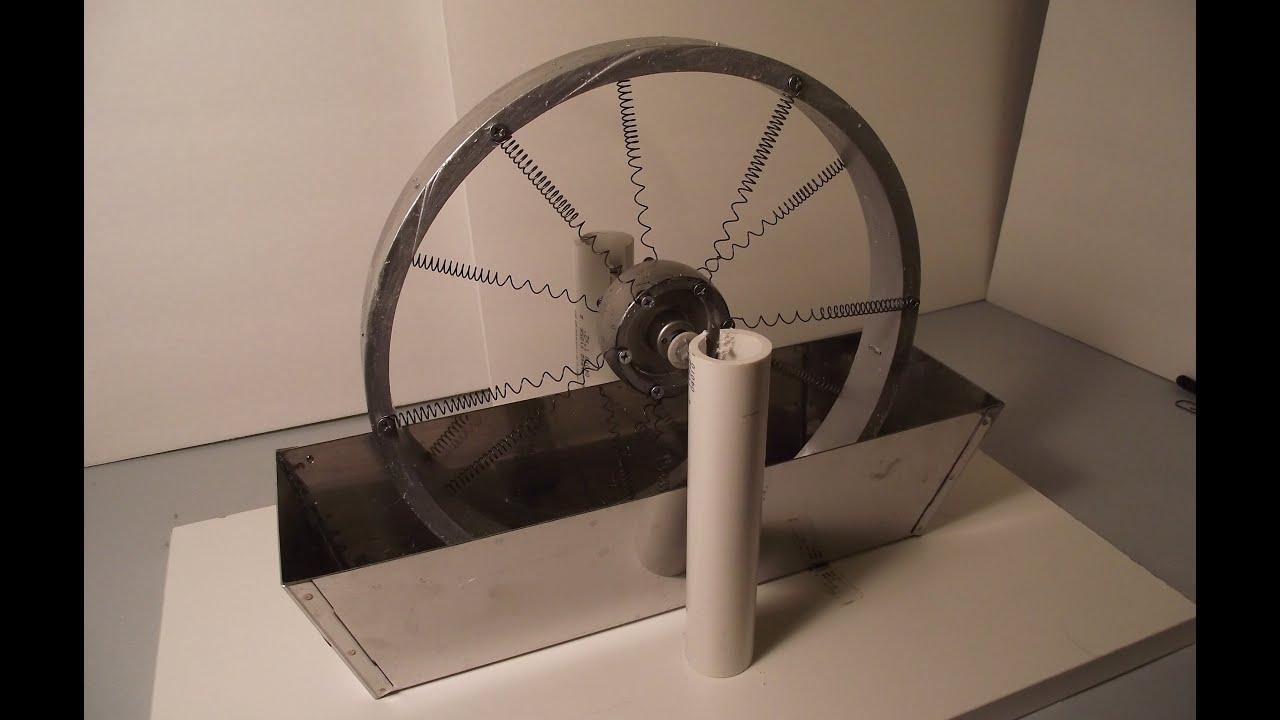 Nitinol Heat Engine Version 1.0 Part 2 - YouTube