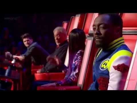 Will I Am Best Of The Best The Voice Uk Blind Audition Youtube