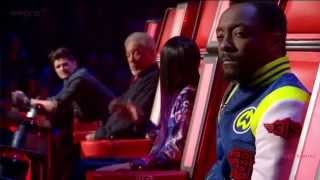 "Will.i.am ""BEST OF THE BEST"" The Voice UK Blind Audition"
