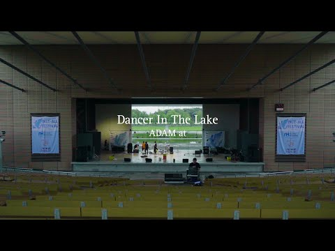 ADAM at「Dancer In The Lake」Music Video