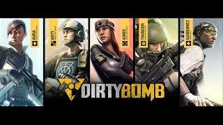 видео Системные требования игры Dirty Bomb