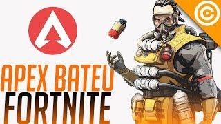 Apex Legends Bate RECORD do Fortnite