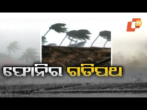 Cyclone Fani Wreaks Havoc in Odisha