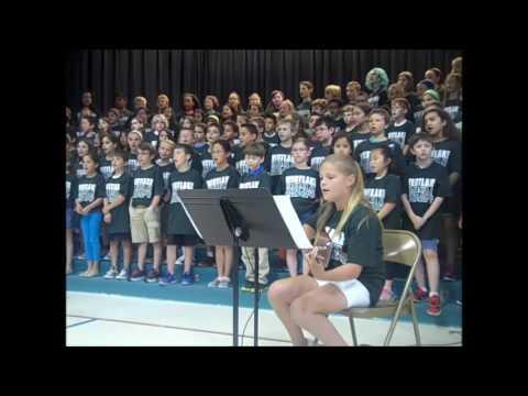 "Bassett Elementary School 2016 ""One Call Away"""