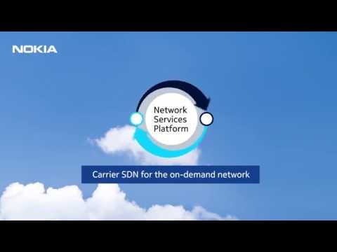 Nokia Network Services Platform: Carrier SDN for the on-demand network