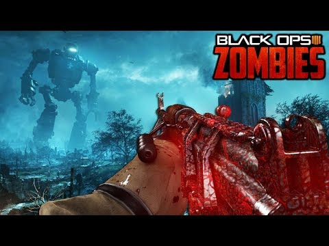 BLACK OPS 4 ZOMBIES HYPE - *NEW* RPK ORIGINS PACK A PUNCH CHALLENGE!
