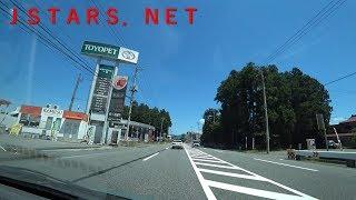 JSTARS.NET国道4号線。一関バイパス★とおるTV!一ノ関市内をドライブ。岩手県。車旅。【車載動画】