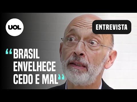 "Pandemia é alarme para o Brasil que ""envelhece cedo e mal"""