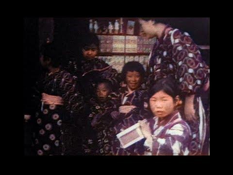 カラー化した映像でよみがえる1928年の東京~日光への汽車旅