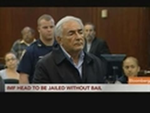 Strauss-Kahn Appears in New York Court to Face Charges