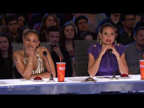 America's Got Talent 2017 Yoli Mayor Auditions 1 Full Audition