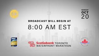 2019 Scotiabank Toronto Waterfront Marathon