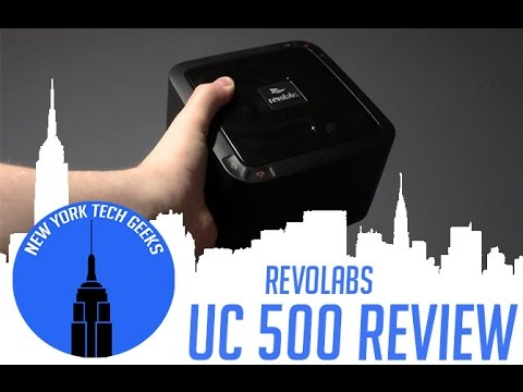 RevoLabs FLX UC 500 Review
