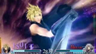 Видео обзор Dissidia: Final Fantasy для PSP