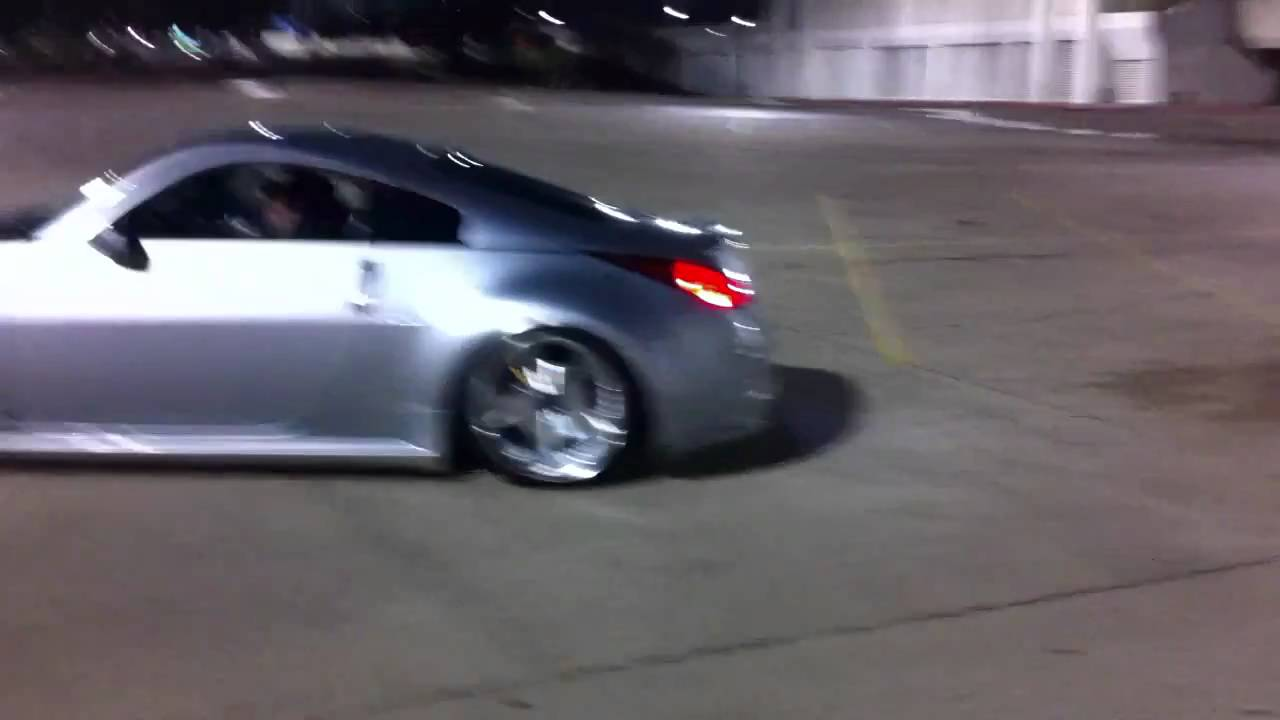 Nissan 350z With Nismo Exhaust Rev Mov Youtube
