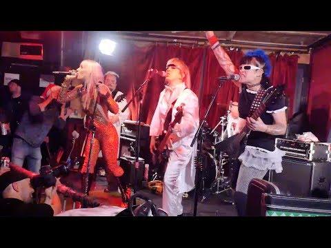 The Slapmatics (Plasmatics cover band)- San Francisco 2017