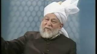 Liqa Ma'al Arab #140 Question/Answer English/Arabic by Hadrat Mirza Tahir Ahmad(rh), Islam Ahmadiyya