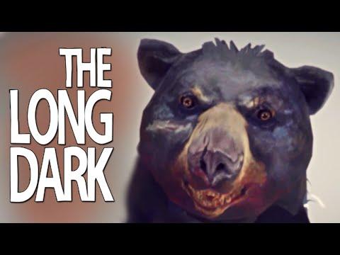 The Long Dark - Брейн vs Медведь! Испытание #29