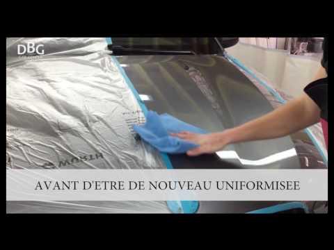 process pose céramique GTECHNIC BMW X6