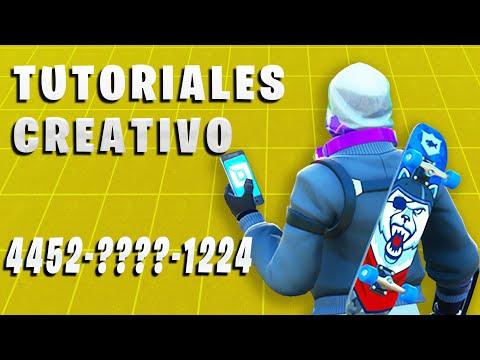 Fortnite - Tutoriales Creativo - Episodio 4