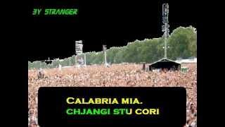 CALABRIA MIA - MINO REITANO - KARAOKE