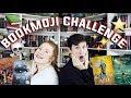 BOOKMOJI CHALLENGE!!