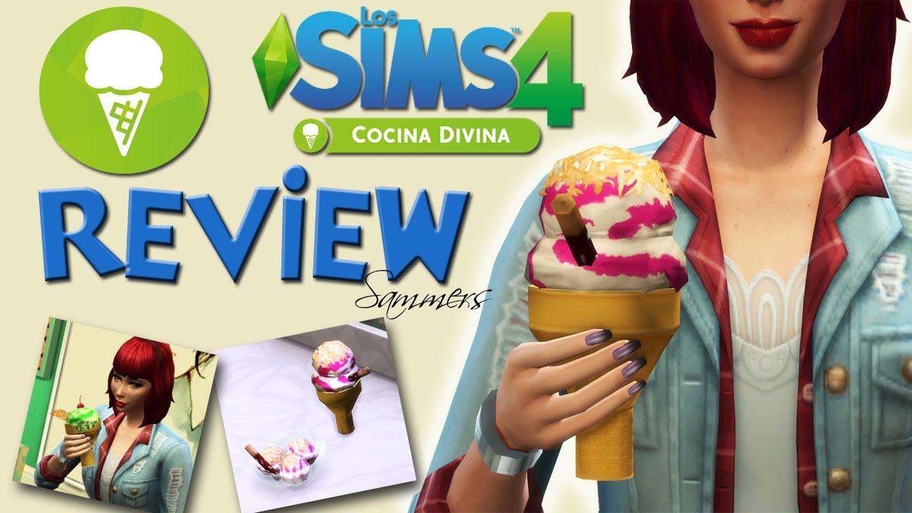 review sims 4 cocina divina - Cocina Divina