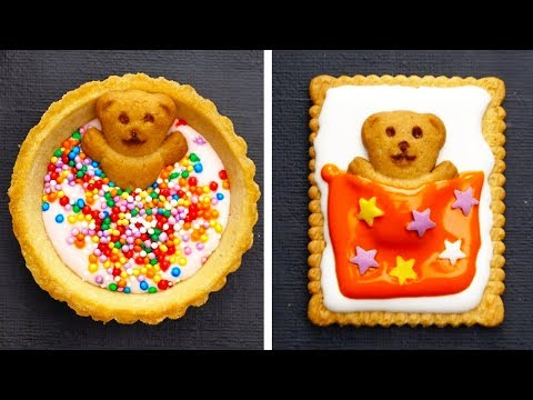 17 SUPER CUTE AND DELICIOUS COOKIE RECIPES