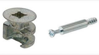 Furniture Cam Lock And Nut
