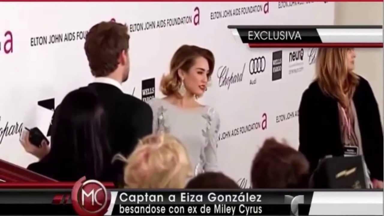 Liam Hemsworth And Eiza Gonzalez Eiza González - B...
