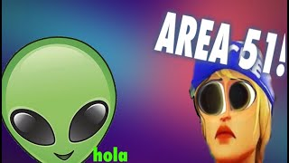 AREA 51 EN FORTNITE!!!