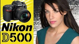 Tony & Chelsea Northrup: Nikon D500 Review vs Canon 7D Mk II, Nikon D7200, D5