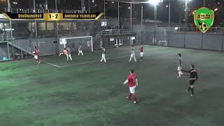 Gambar cover Golden League Ümraniye 1. Lig 2. Hafta / Üsküdargücü - Anadolu Yıldızları/ Maç Özeti