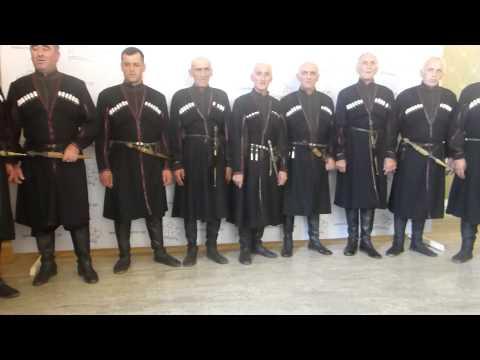 Folk song from Adjara - Shuakhevi Ensemble