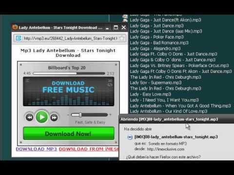 Como Descargar Musica mp3 Gratis desde Google