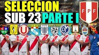 Conoce a la SELECCIÓN PERUANA SUB 23 😍 ⚽ Panamericanos Lima 2019 ⚽