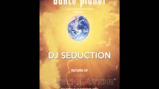 Dj Seduction @ Dance Planet @ The Sanctuary MK 30th July 1993